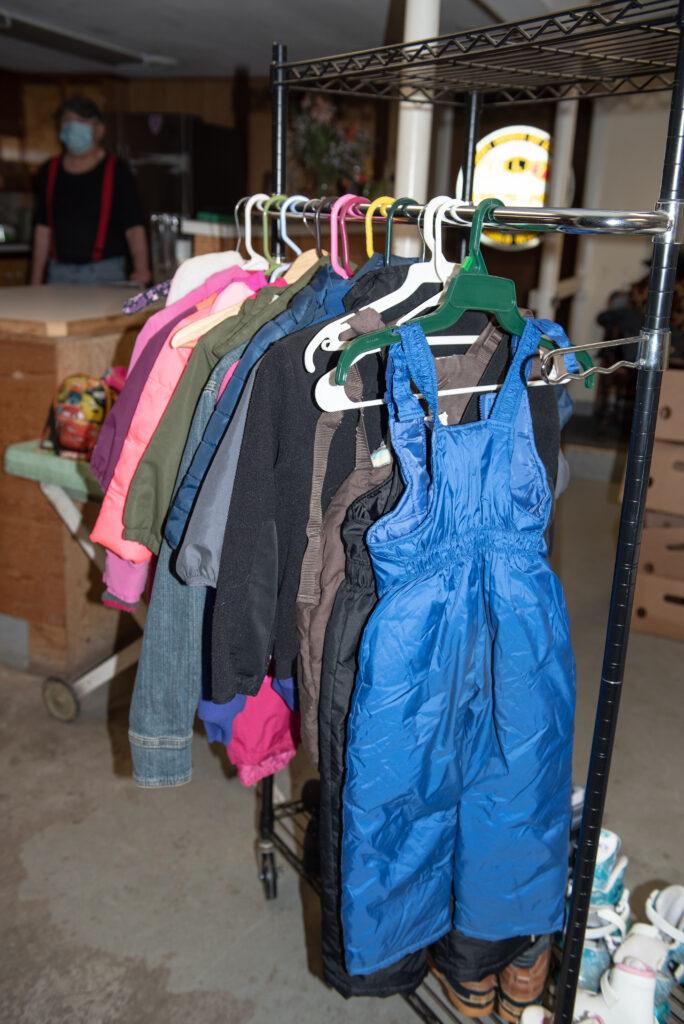 Donate clothing in Burlington